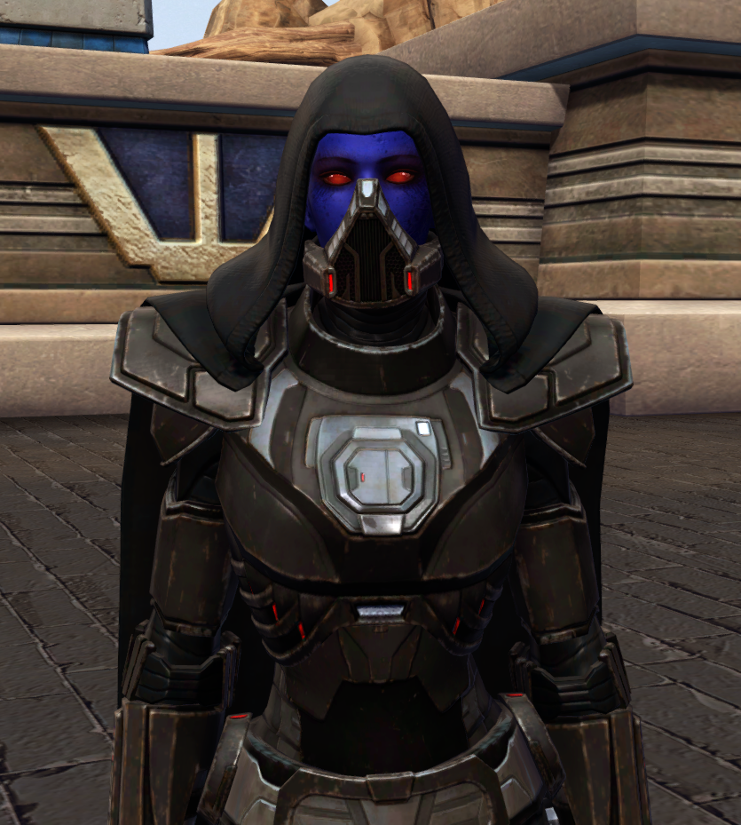 Malgus Reborn Armor Set from Star Wars: The Old Republic.
