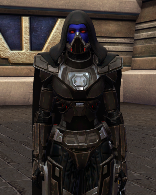 Malgus Reborn Armor Set Preview from Star Wars: The Old Republic.