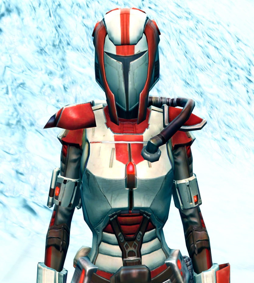 Mandalorian Enforcer Armor Set from Star Wars: The Old Republic.