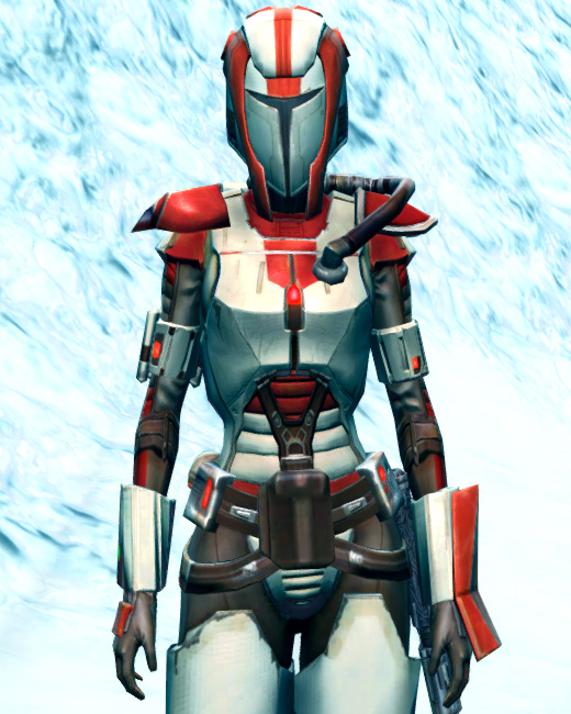 Mandalorian Enforcer Armor Set Preview from Star Wars: The Old Republic.