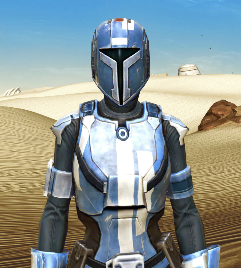 Mandalorian Hunter Armor Set from Star Wars: The Old Republic.