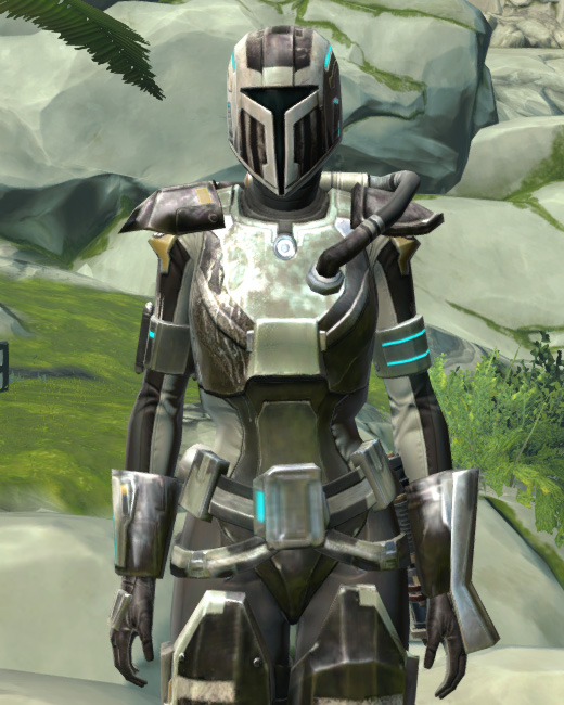 Mandalorian Seeker Armor Set Preview from Star Wars: The Old Republic.