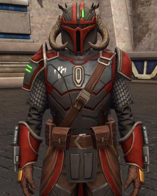 Mandalorian Stormbringer Armor Set Preview from Star Wars: The Old Republic.