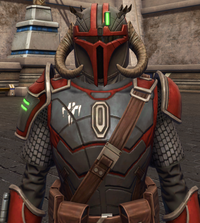 Mandalorian Stormbringer Armor Set from Star Wars: The Old Republic.