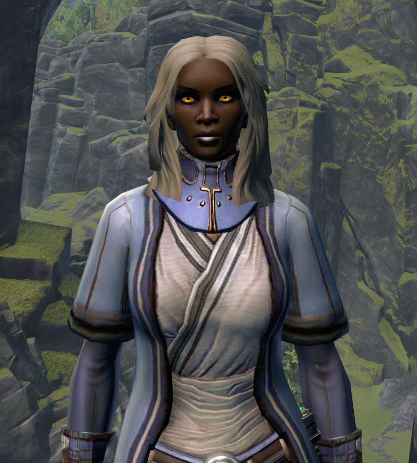 Matriarchal Armor Set from Star Wars: The Old Republic.
