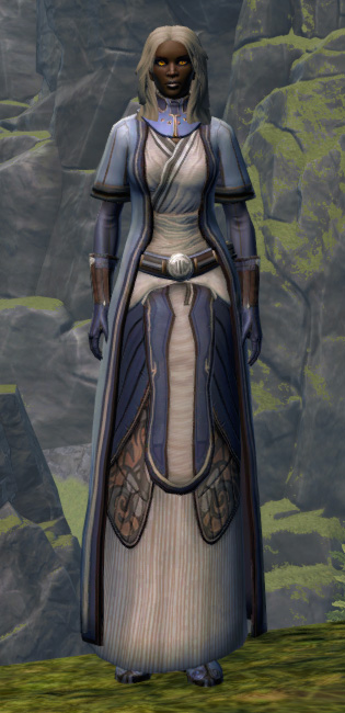 Matriarchal Armor Set Outfit from Star Wars: The Old Republic.