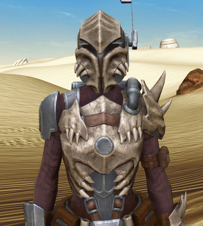 Swtor Merciless Seekers Armor