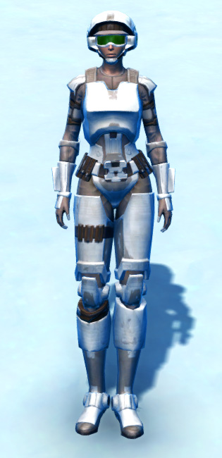Mullinine Asylum Armor Set Outfit from Star Wars: The Old Republic.