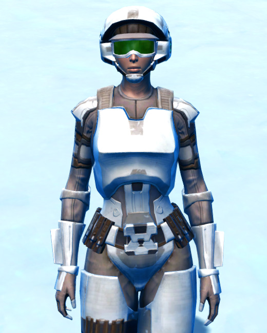 Mullinine Asylum Armor Set Preview from Star Wars: The Old Republic.