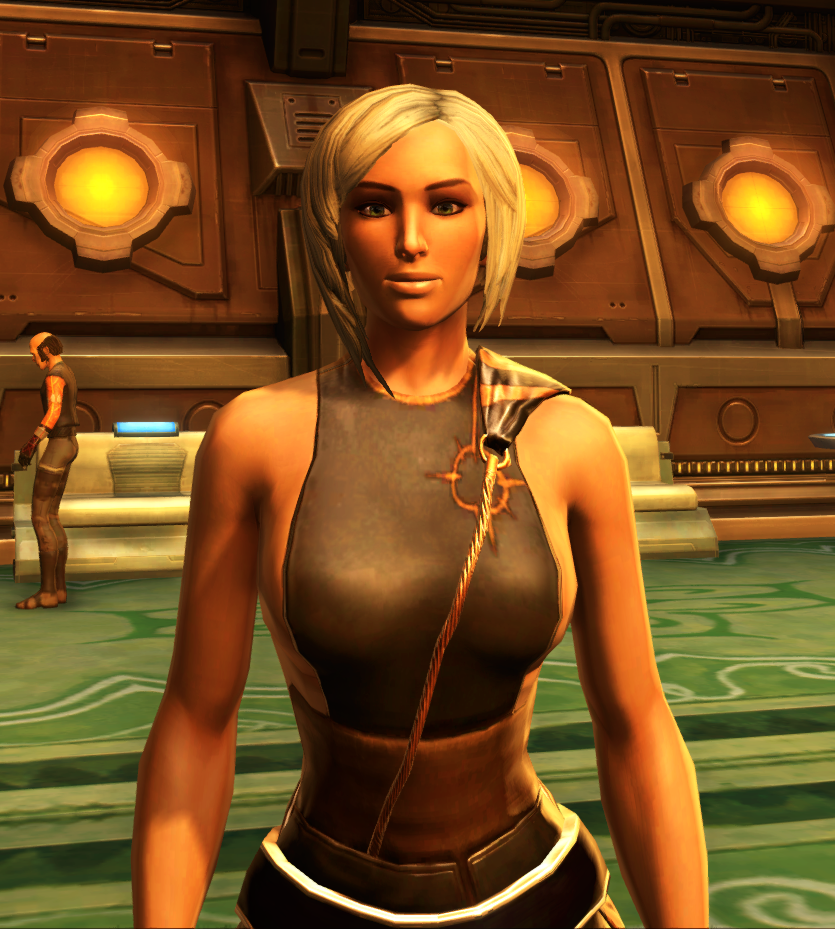 Nightlife Socialite Armor Set from Star Wars: The Old Republic.