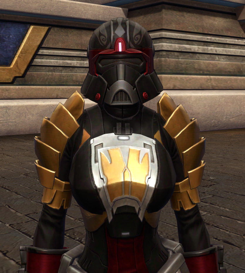 Nimble Master Armor Set from Star Wars: The Old Republic.