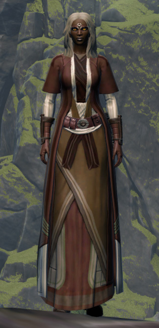 Omenbringer Armor Set Outfit from Star Wars: The Old Republic.
