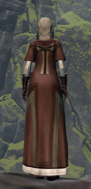 Omenbringer Armor Set player-view from Star Wars: The Old Republic.
