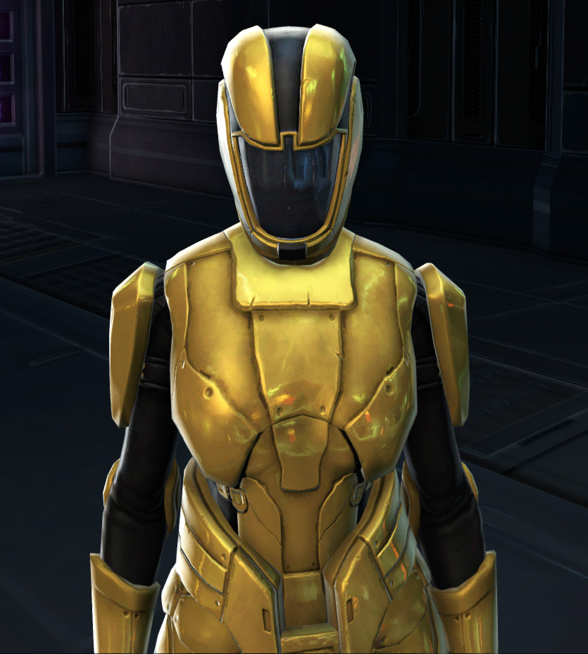 Opulent Triumvirate Armor Set from Star Wars: The Old Republic.