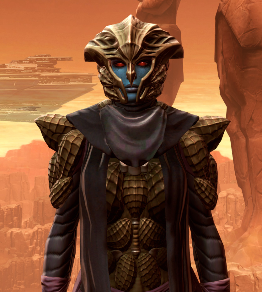 Orbalisk Armor Set from Star Wars: The Old Republic.