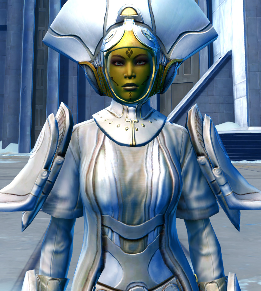 Ottegan Force Expert Armor Set from Star Wars: The Old Republic.