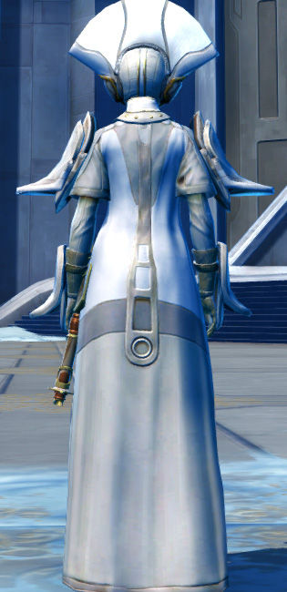 Ottegan Force Expert Armor Set player-view from Star Wars: The Old Republic.