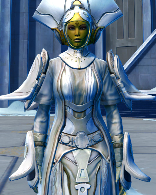 Ottegan Force Expert Armor Set Preview from Star Wars: The Old Republic.