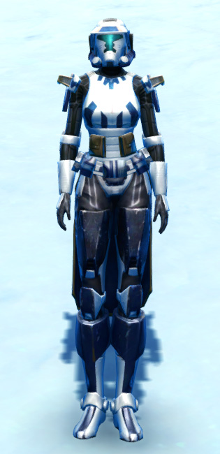 Outcast Armor Set Outfit from Star Wars: The Old Republic.