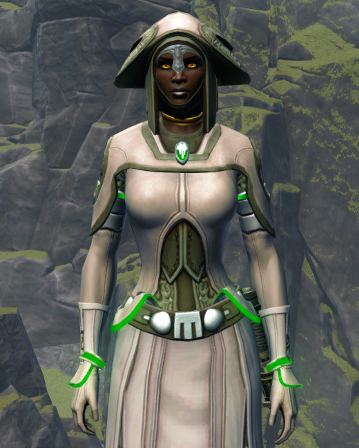 Overloaded Peacemaker Armor Set Preview from Star Wars: The Old Republic.