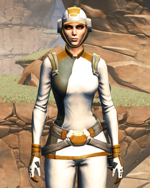 Overwatch Security Armor Set Preview from Star Wars: The Old Republic.