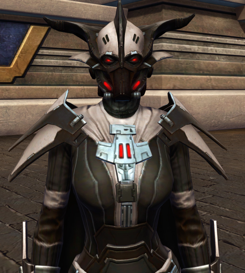Perfect Form Armor Set from Star Wars: The Old Republic.