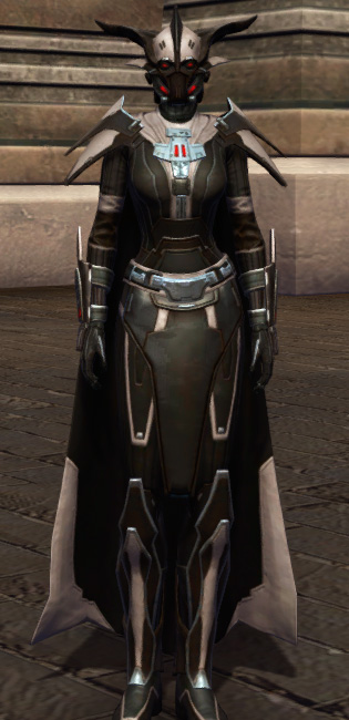 Perfect Form Armor Set Outfit from Star Wars: The Old Republic.