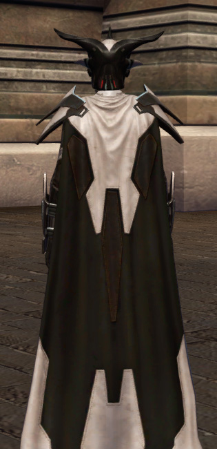 Perfect Form Armor Set player-view from Star Wars: The Old Republic.
