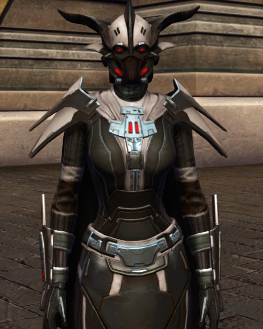 Perfect Form Armor Set Preview from Star Wars: The Old Republic.