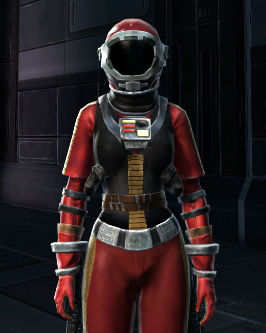 Pilot Armor Set Preview from Star Wars: The Old Republic.