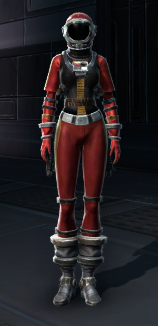 Pilot Armor Set Outfit from Star Wars: The Old Republic.