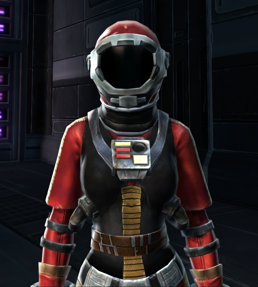 Pilot Armor Set from Star Wars: The Old Republic.
