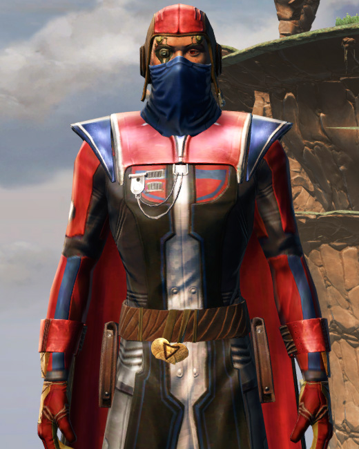 Plasteel Battle Armor Set Preview from Star Wars: The Old Republic.