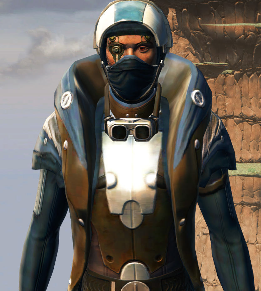 Polyplast Battle Armor Set from Star Wars: The Old Republic.