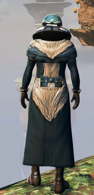 Polyplast Battle Armor Set player-view from Star Wars: The Old Republic.