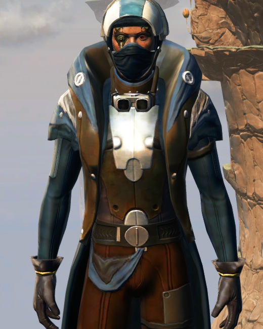 Polyplast Battle Armor Set Preview from Star Wars: The Old Republic.