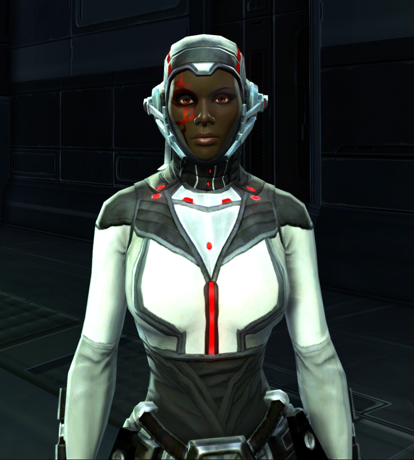 Potent Combatant Armor Set from Star Wars: The Old Republic.