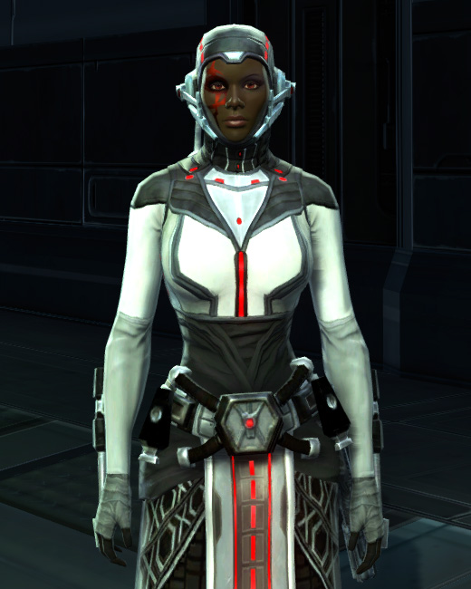 Potent Combatant Armor Set Preview from Star Wars: The Old Republic.
