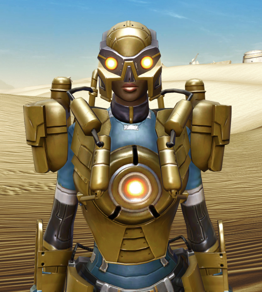 Powered Exoguard Armor Set from Star Wars: The Old Republic.