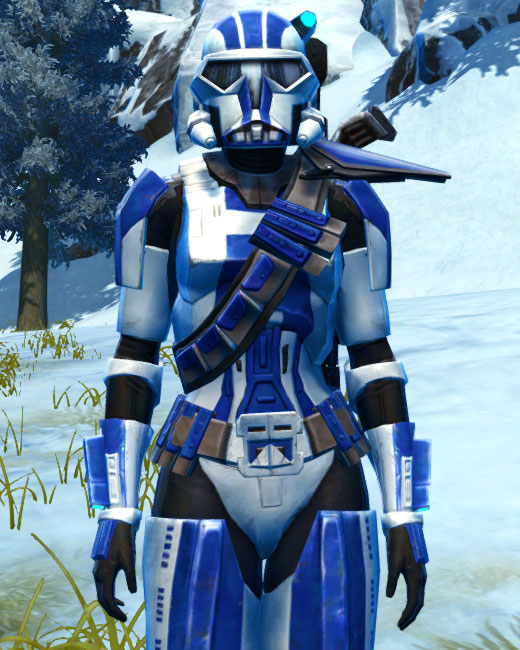 Ciridium Asylum Armor Set Preview from Star Wars: The Old Republic.