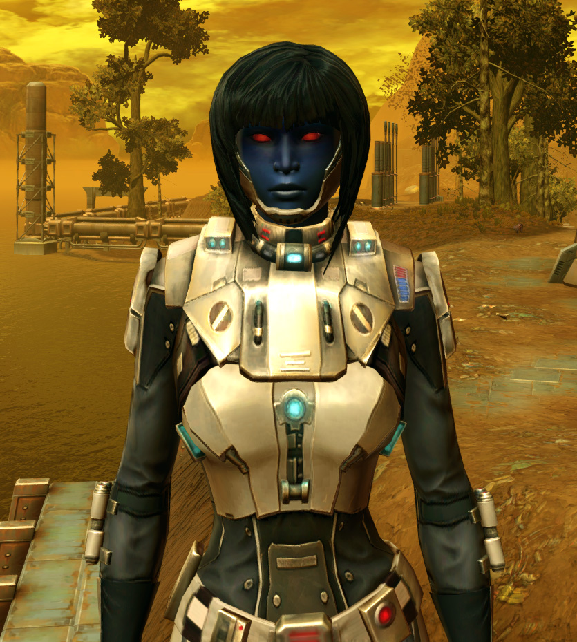 RD-07A Vendetta Armor Set from Star Wars: The Old Republic.