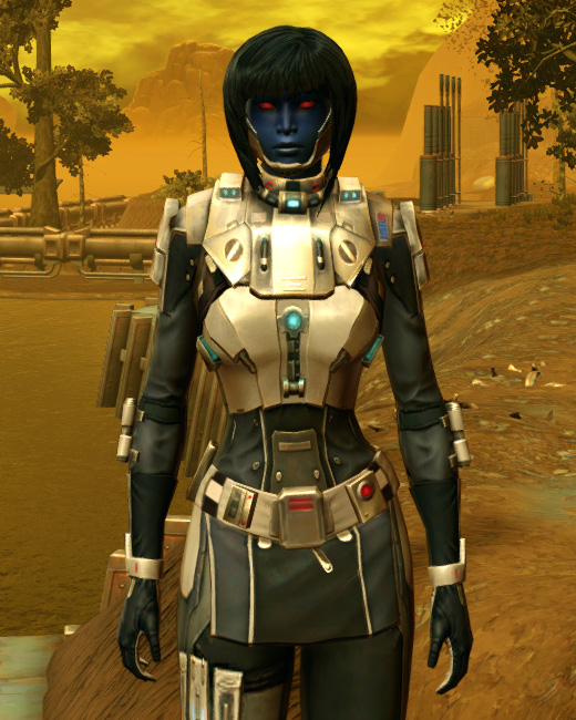 RD-07A Vendetta Armor Set Preview from Star Wars: The Old Republic.