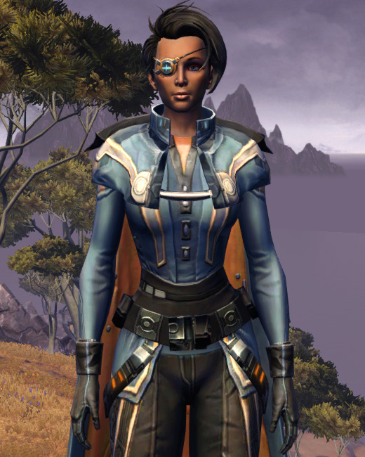 RD-07A Viper Armor Set Preview from Star Wars: The Old Republic.