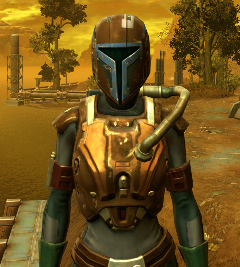 RD-17A Hellfire Armor Set from Star Wars: The Old Republic.