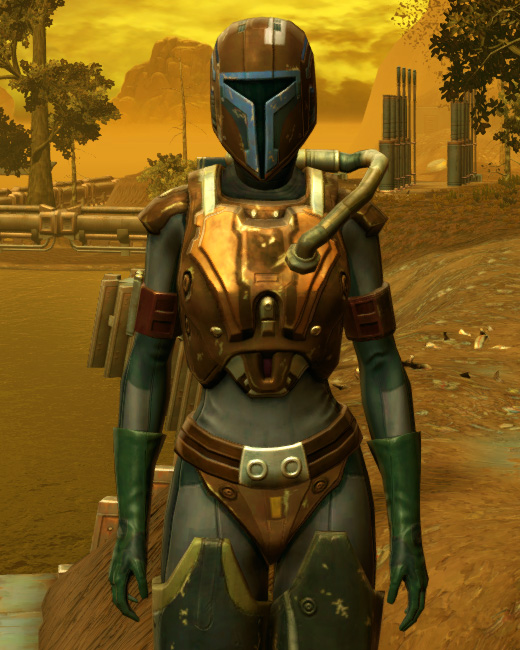 RD-17A Hellfire Armor Set Preview from Star Wars: The Old Republic.