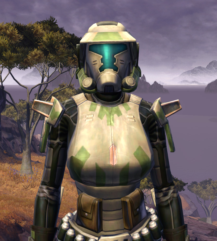 RD-17A Phalanx Armor Set from Star Wars: The Old Republic.