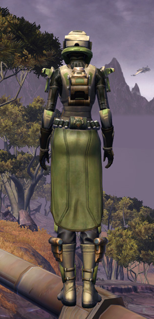 RD-17A Phalanx Armor Set player-view from Star Wars: The Old Republic.