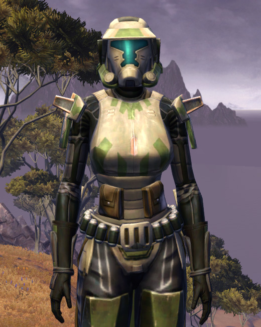 RD-17A Phalanx Armor Set Preview from Star Wars: The Old Republic.