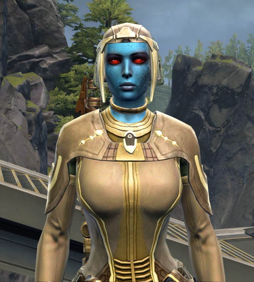 Rebuking Assault Armor Set from Star Wars: The Old Republic.