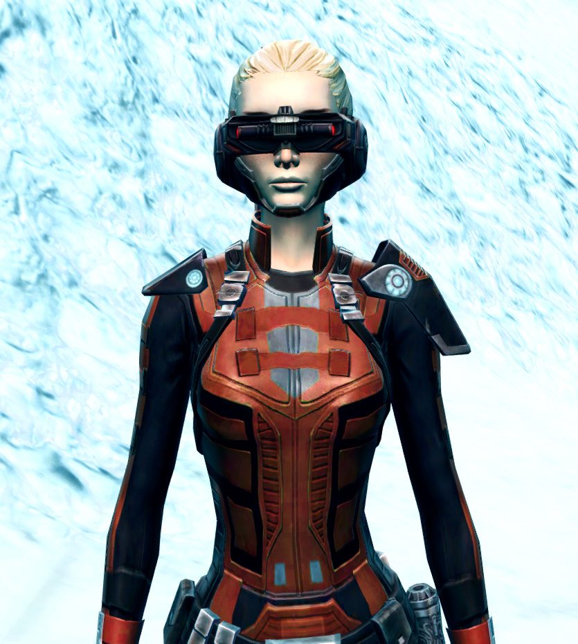 Recon Spotter Armor Set from Star Wars: The Old Republic.